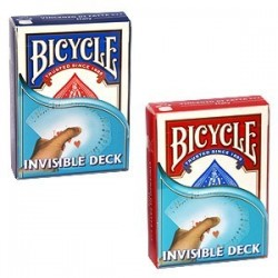 Invisible deck - Bicycle