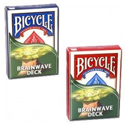 Brainwave Deck In Bicycle + 1 BICYCLE ΔΩΡΟ !!