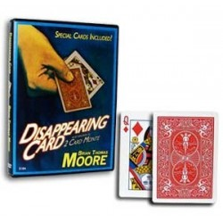 Disappearing Card with teaching DVD
