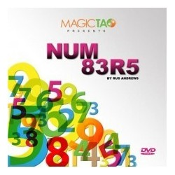 Numbers by Rus Andrews