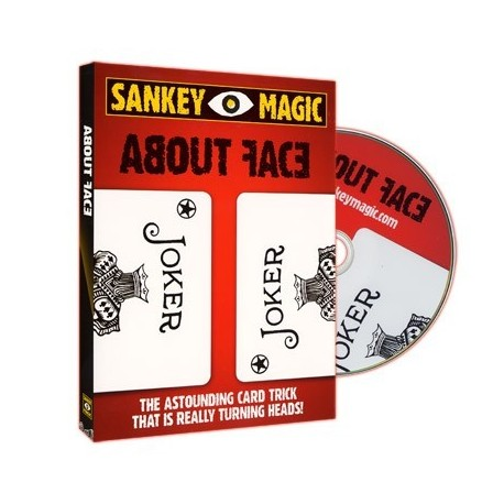 About Face (With DVD) by Jay Sankey
