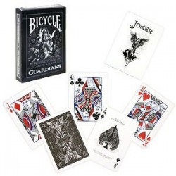 Bicycle Guardians Deck (Theory11) - Poker Size
