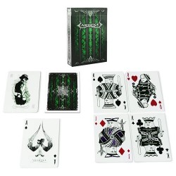 Bicycle - Artifice - Second edition - Emerald