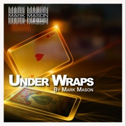 Under Wraps COMPLETE by Mark Mason (CARDS INCLUDED)