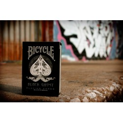 Bicycle 1st Edition Black Ghost - ΣΥΛΛΕΚΤΙΚΗ !!