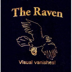 The Raven (As Seen on TV) (DVD and Gimmick)