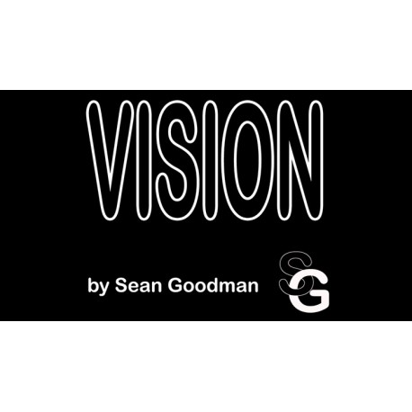 Vision (Standard Business Card Size) by Sean Goodman