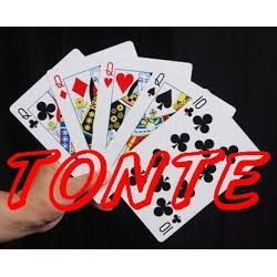 Tonte trick (jumbo Cards) Onosaka