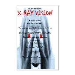 X-Ray Vision by Jeff Ezell and Updated by Brent Geris