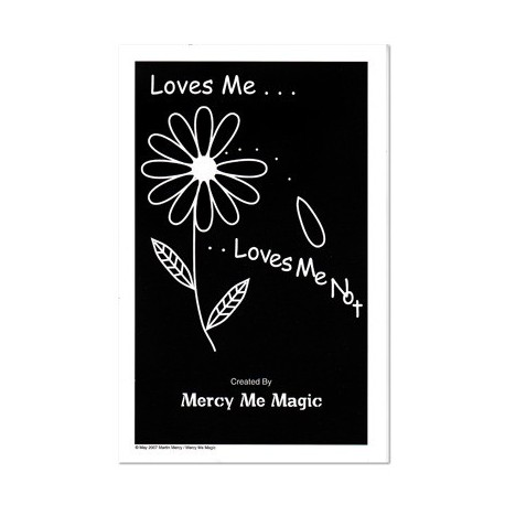 Loves Me...Loves Me Not by Martin Mercy