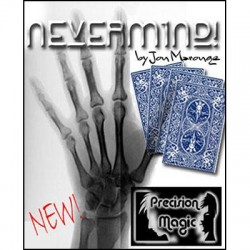 NEVERmind by Jon Maronge