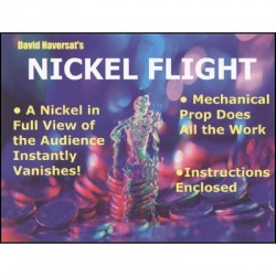 Nickel Flight by David Haversat