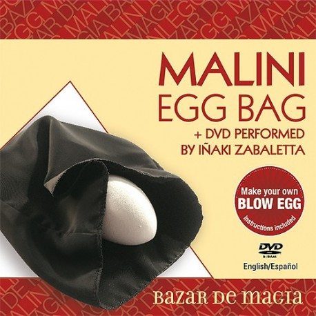 Malini Egg Bag Reloaded by Bazar De Magia