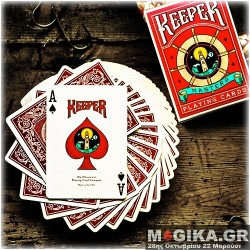 Keeper Deck - Red