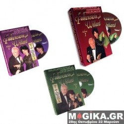 Falkenstein and Willard: Masters of Mental Magic - 3 DVD SET - 50% SALE