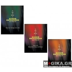 The Magic & Mentalism of Barrie Richardson - 3 DVD SET - 50% SALE