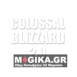 Colossal Blizzard 2.0 by Anthony Miller and Magick Balay (CARDS INCLUDED)