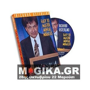 Easy to Master Mental Miracles v2 DVD