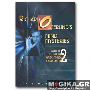 Richard Osterlind - Mind Mysteries Volume