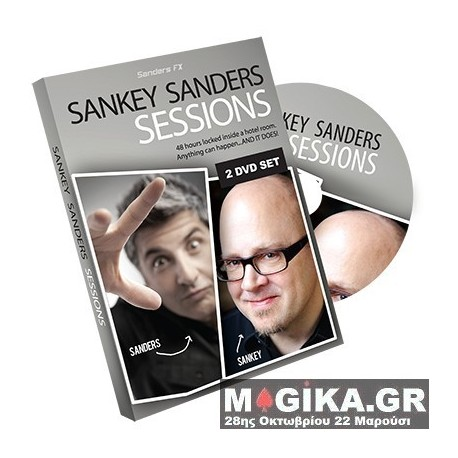 Sankey/Sanders Sessions by Jay Sankey and Richard Sanders