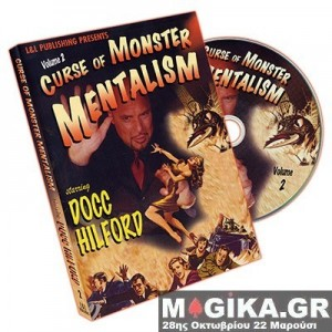 Curse Of Monster Mentalism - Volume 2 by Docc Hilford