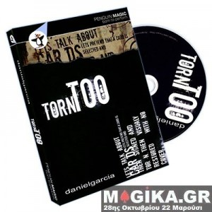 Torn Too by Daniel Garcia