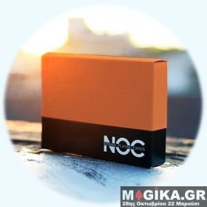 NOC Summer edition - Orange
