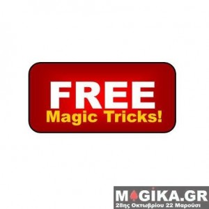 Free magic trick No2