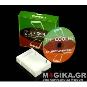 The Cooler (DVD and Gimmick) by Christian Engblom