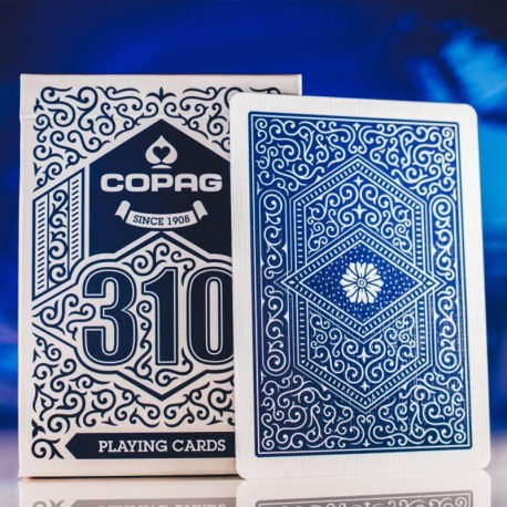 Copag 310 Playing Cards - Standard - Blue