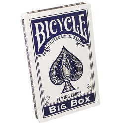 Bicycle - Big Box Blue