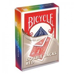 Bicycle - Double Back - Red