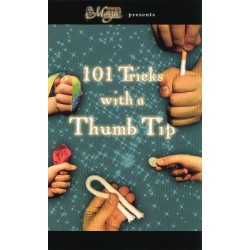 101 Tricks with a Thumb Tip (Booklet)