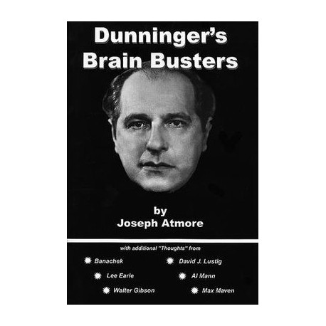 Dunninger's Brain Busters Hardcover