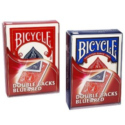Bicycle - Double Back - Blue/Red