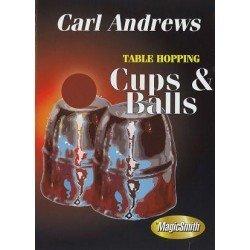 Carl Andrews' Cups & Balls DVD