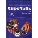 Complete Course in Magic with Cups & Balls (2 DVD Set)