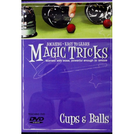 Easy-to-learn: Cups and Balls