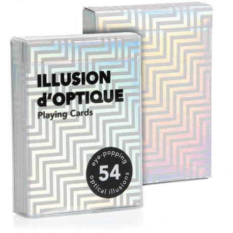 Illusion dOptique Paying Cards