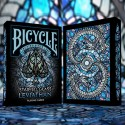 Bicycle - Stained Glass Leviathan Playing Cards