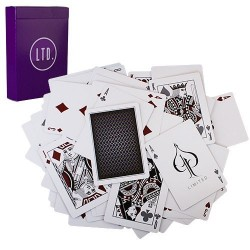 LTD playing cards by Ellusionist - Purple