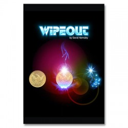 Wipeout by David Kemsley - Book