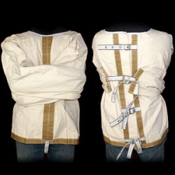The straitjacket escape