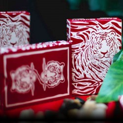 The Hidden King Luxury Edition - Red