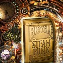Bicycle - Steampunk - Gold