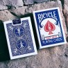 Bicycle Gaff Rider Back V2 (Red) Playing Cards by Bocopo