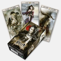 Tarot Deck - Malefic by Luis Royo