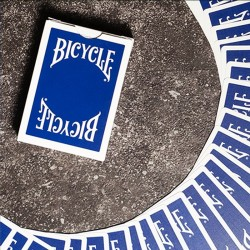 Bicycle - Insignia Back - Blue