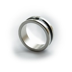 Magnetic ring 19mm - Dark line