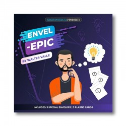 Envil Epic by Walter Valle